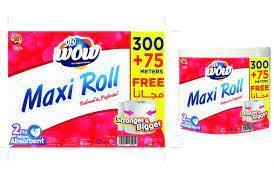 WOW Maxi Rolls 375m