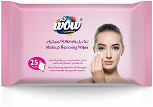 WOW Makeup Remover 25s