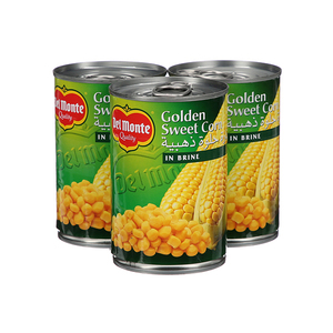 Delmonte Golden Sweet Corn 3x410gr
