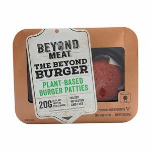 Beyond Meat Burger Patties 8oz