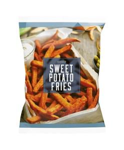 Iceland Sweet Potato Fries 700g