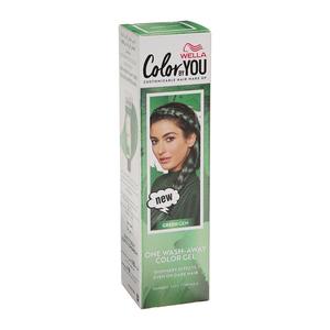 Wella Hair Makeup Green Gem 1s