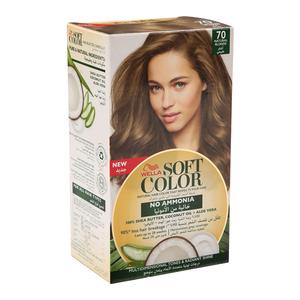 Wella Soft Color Kit 70 Natural Blonde 1pc