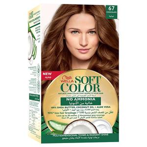 Wella Soft Color Kit 67 Chocolate 1s