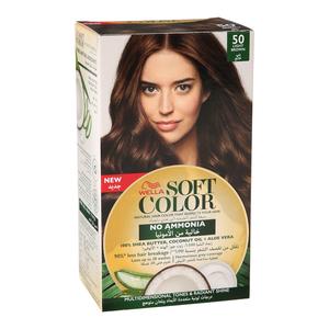 Wella Soft Color Kit 50 Light Brown 1s