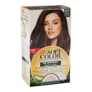 Wella Soft Color Kit 457 Medium Red Brown 1s