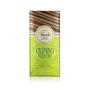 Venchi Cremino Pistachio Chocolate 110g
