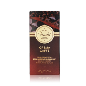 Venchi Coffee Filled Bar 100g
