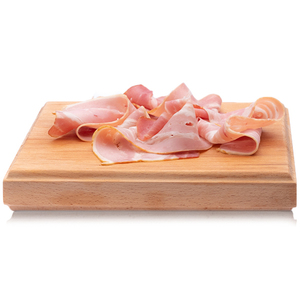 Veal Bacon Smoked Daut 5605 200g