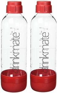 Drink Mate Bottle Red 500ml