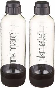 Drink Mate Bottle Black 1000ml