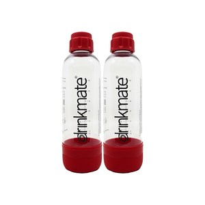 Drink Mate Bottle Red 1000ml