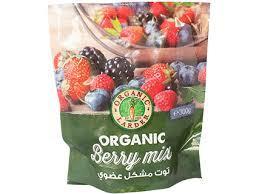 Organic Larder Frozen Berry Mix 300g