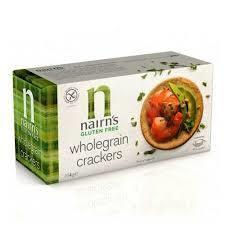 Nairns Gf Wholegrain Cracker 137g