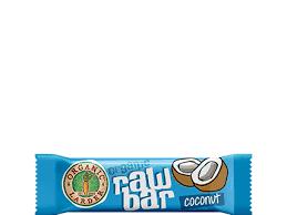 Organic Larder Raw Bar Coconut 35g