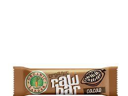 Organic Larder Raw Bar Cocoa 35g