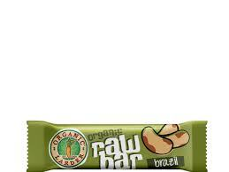 Organic Larder Raw Bar Brazil 35g