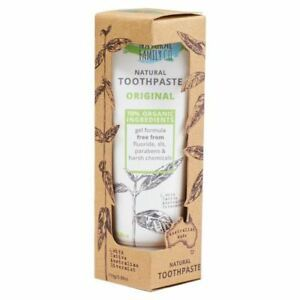 Natural Family Toothpaste Original & Classic 100g