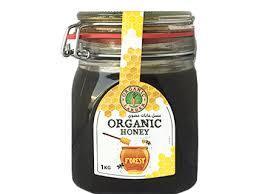 Organic Larder Honey Forest 1kg