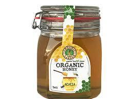 Organic Larder Honey Acacia 1kg