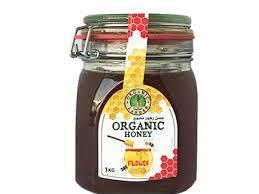 Organic Larder Honey Flower 1kg