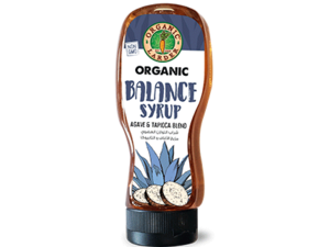 Organic Larder Balance Syrup 667g