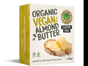Organic Larder Vegan Almond Butter 200g