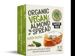 Organic Larder Vegan Almond With Herbs 180g