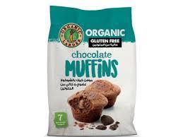 Organic Larder Muffins Chocolate Gluten Free 200g