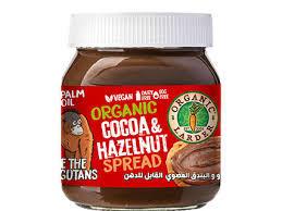 Organic Larder Spread Hazelnut & Chocolate 350g