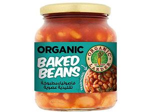 Organic Larder Baked Beans 360g