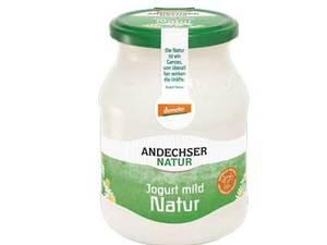 Andechser Mild Yogurt Fat 3.7% 500g