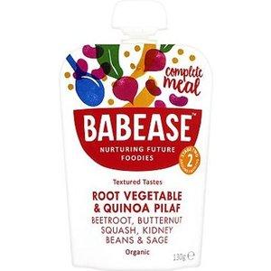 Babease Quinoa Beetroot Butternut Squash & Kidney Beans Stage 2 130g