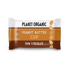 Planet Organic Peanut Butter Cup 25g