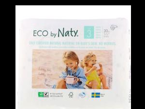 Eco By Naty Diaper Size 3 31pcs