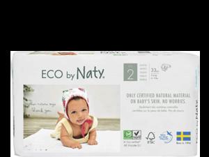 Eco By Naty Diaper Size 2 34pcs