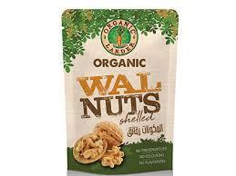 Organic Larder Walnuts 100g