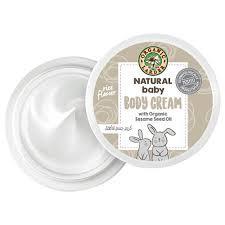 Organic Larder Baby Body Cream 100ml