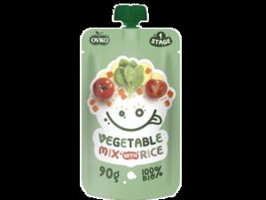 Ovko Vegetable Mix 90g