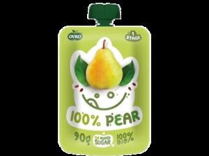 Ovko 100% Pear 90g