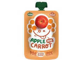 Ovko Apple & Carrot 90g