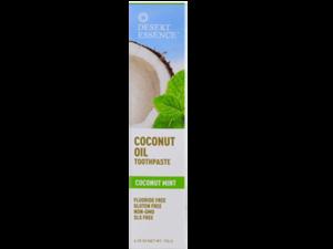 Dessert Essence Coconut Oil Toothpaste Coconut Mint 176g