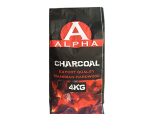 Alpha Charcoal 4kg
