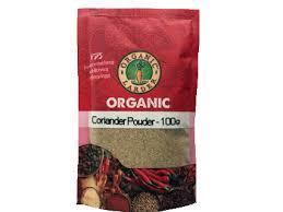 Organic Larder Coriander Powder 100g