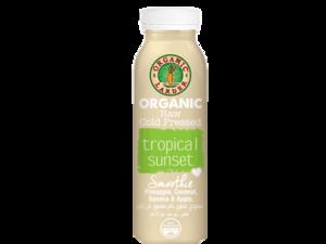 Organic Larder Tropical Sunset Juice 300ml