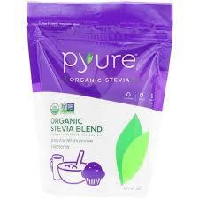 Pyure Stevia Blend Granular All Purpose Sweetener 454g