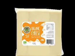 Organic Larder Cheese Pasteurised 300g
