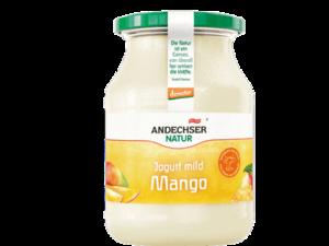 Andechser Mild Yogurt Mango 3.7% 500g