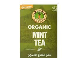 Organic Larder Tea Mint 40g