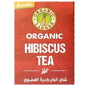 Organic Larder Tea Hibiscus 40g
